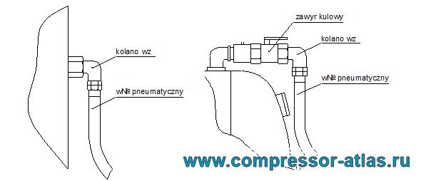 компрессор Airpol K11 инструкция по эксплуатации - фото 5