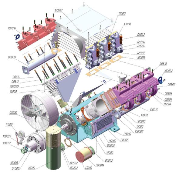 Трубка ГУР высокого давления Kia Spectra 1.6: продажа.